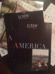 J.Crew Catalogue March 09