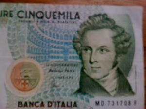 5000 Lira