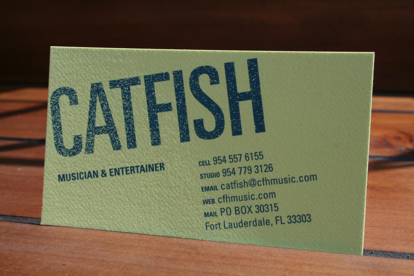 Business cards shift catfish hunter v2 business card limon magicingreecefo Images